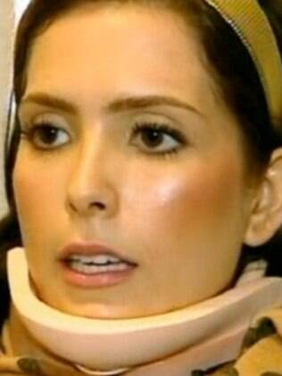 A Miss Brasil Débora Lyra: