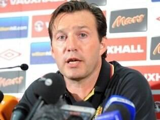 Marc WIlmots faz excelente trabalho no comando da seleção belga