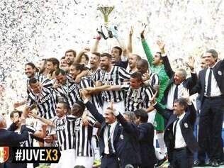 Juventus, campeã antecipada do Italiano, bateu o Cagliari por 3 a 0