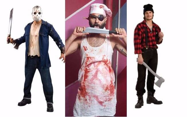Sugestões descomplicadas de Fantasias masculinas de Halloween