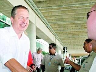 Eduardo Campos disse que não é hora de debater sobre futebol