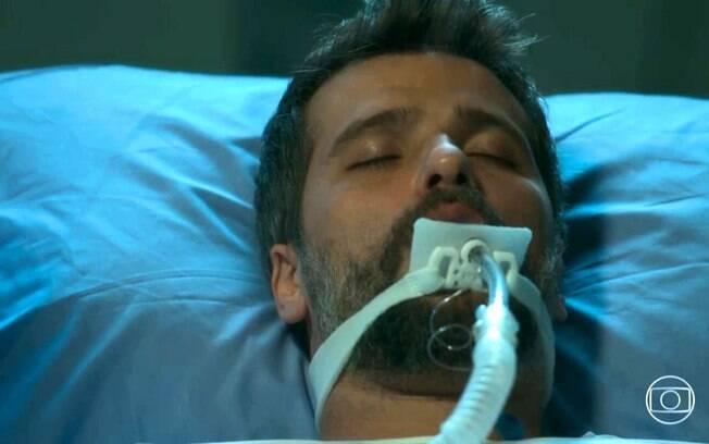 Gabriel sairá do coma em