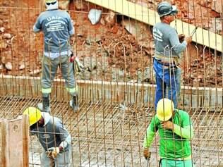 Alívio. Construção civil teria aumento de 150% no ISS caso o projeto da PBH fosse aprovado