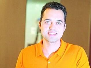 Cristian Soares Figueiredo busca os melhores ingredientes