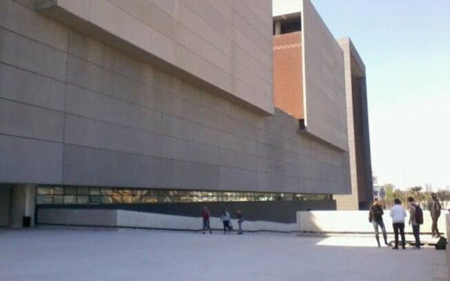 Universidade Federal do ABC (UFABC), Santo André (SP). Foto: Divulgação