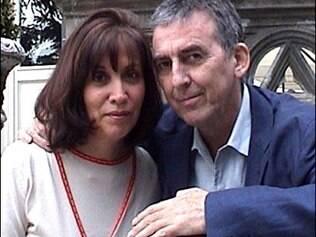 Olivia e George Harrison