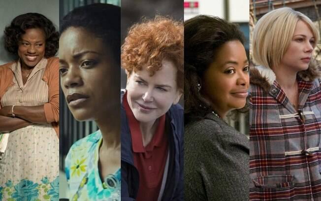 As indicadas a melhor atriz coadjuvante no Oscar 2017