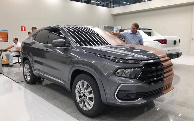 Fiat Fastback será o SUV da Toro e será equipado com os novos motores FireFly turbo, de até 160 cavalos de potência