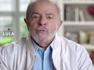 Lula apareceu em propaganda eleitoral de Dilma
