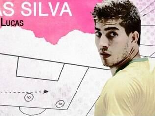 Em conta oficial no Twitter, clube deu as boas vindas ao volante Lucas Silva