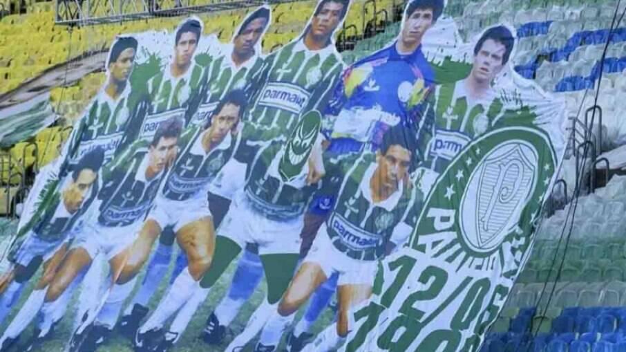 Edilson 'Capetinha' vê racismo em atitude de torcedores do Palmeiras