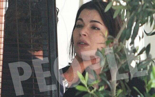 Nigella Lawson é agredida pelo marido em restaurante de Londres