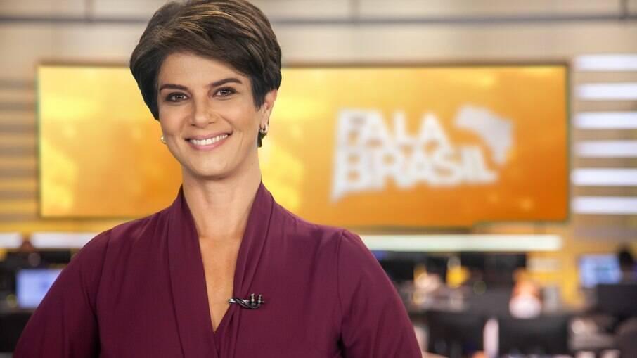 Mariana Godoy e Sergio Aguiar estreiam no Fala Brasil