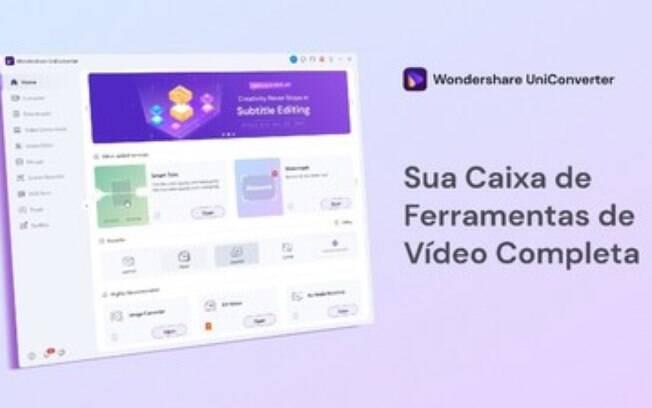 O Wondershare UniConverter 13.0 Apresenta Actualizações Importantes para Editar, Converter, e Comprimir Vídeos