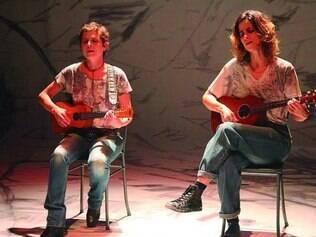 Drica Moraes e Mariana Lima encarnam duas personagem na adolescência