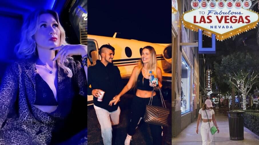 Destino dos famosos: os cassinos e a vida glamourosa de Las Vegas