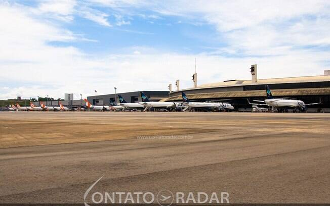 Aeroporto Internacional de BH j conta com voos para 37 destinos durante alta temporada