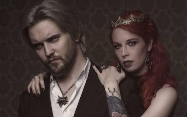 Logan e Daley, o casal de vampiros do Texas, são conhecidos por seu grupo como o