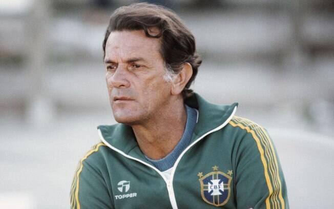 Telê Santana foi o único brasileiro na lista dos 50 melhores treinadores de futebol da história