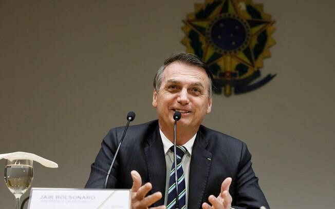 Viagem do presidente Bolsonaro aos EUA deve ocorrer já na próxima semana