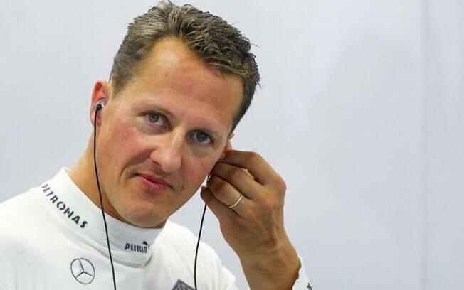 Michael Schumacher teria sofrido após erro com Villeneuve