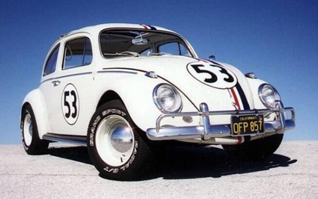Volkswagen Fusca (Herbie)