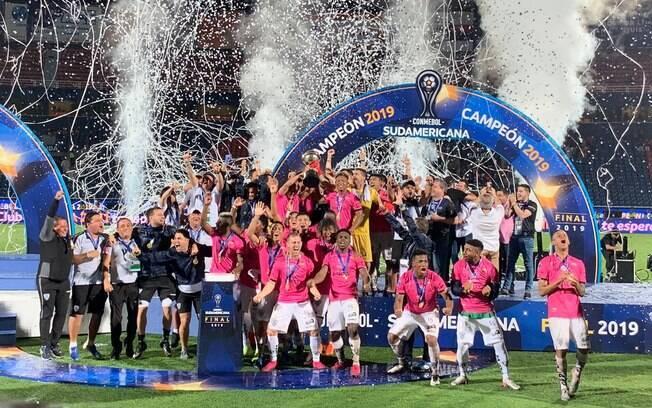 Independiente Del Valle se sagrou campeão da Copa Sul-Americana