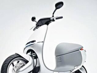 Gogoro Smartscooter faz até a 95 km/h