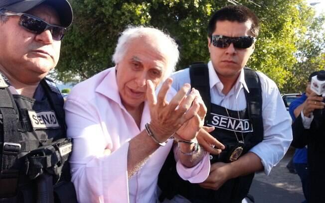 Médico Roger Abdelmassih foi preso no Paraguai após passar cerca de três anos foragido da Justiça