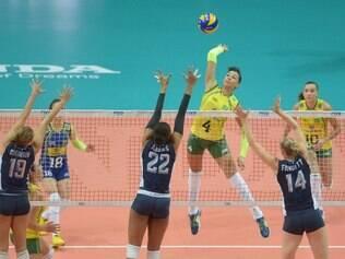 Brasil terá que manter o ritmo para merecer vaga na semifinal