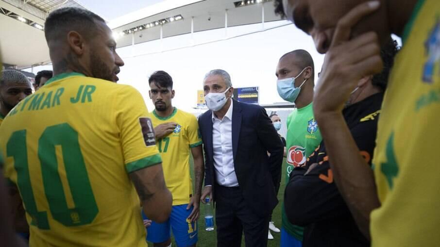 Brasil X Argentina