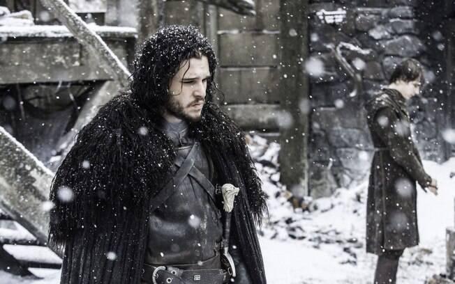 ''Game of Thrones'', do HBO, é uma das séries que se prepara para encarar seu último ano e se despedir dos fãs