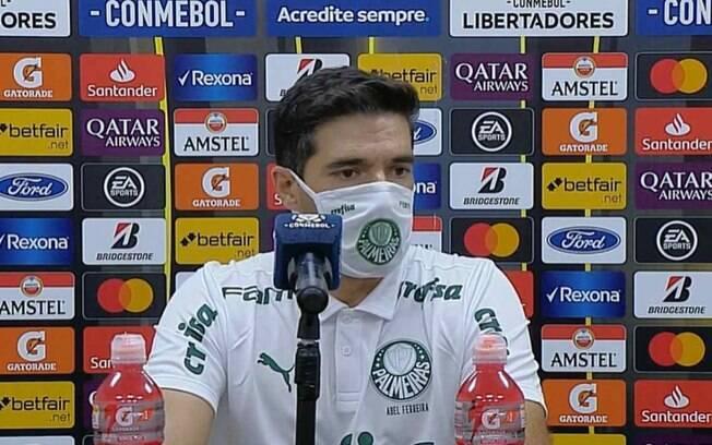 Abel Ferreira testou positivo para Covid-19