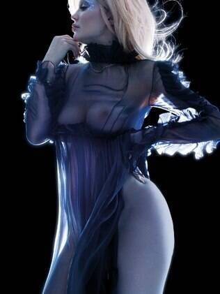dd47b5671 Kylie jenner para a V Magazine