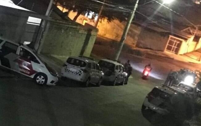 Ciclista atira contra suspeitos após tentativa de assalto