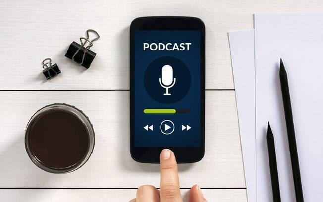 O podcast tornou-se uma mídia em constante crescimento nas internet nos últimos cinco anos