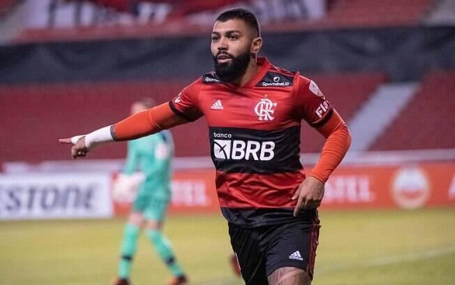 Gabigol segue batendo recordes no Flamengo