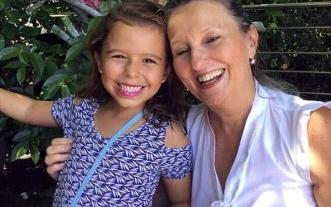 Família de avó e neta faziam campanha nas redes sociais para que as duas fossem encontradas