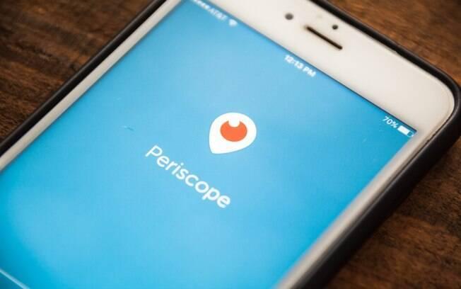 Segundo o Periscope, possibilidade de transmitir vídeos ao vivo permite que os usuários tenham uma nova experiência