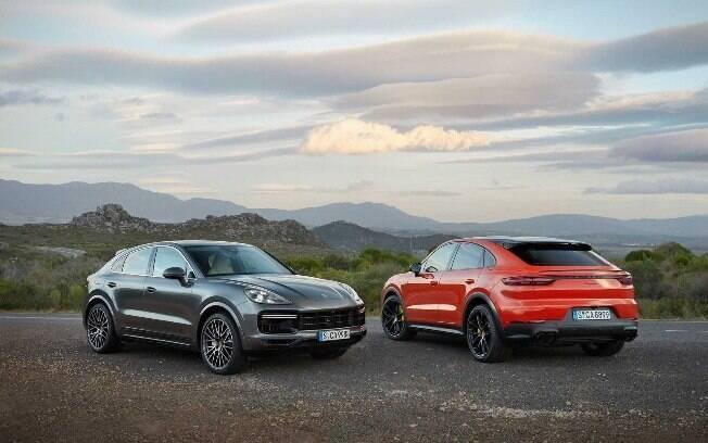 Porsche Cayenne cupê será mais caro que o SUV convencional, pois vai estrear novos equipamentos e tecnologias