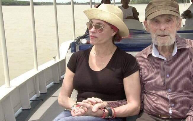 Cristiane Torloni estreia em direção de documentário sobre a Amazônia