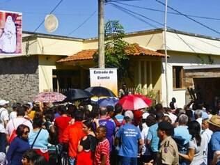 Mineira de Baependi, Nhá Chica é a 1ª negra a ser beatificada no Brasil - sábado, dia 4 de maio de 2013