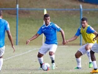 Alisson volta a ser uma das opções para o técnico Marcelo Oliveira
