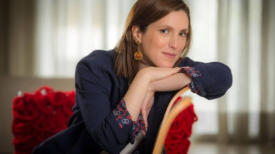 Carol Sandler, criadora do portal Finanças Femininas