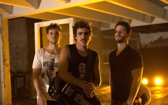 Banda de rock paulistana Seu Edinaldo