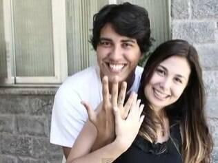 Trajano e a noiva, Renata: vídeo do pedido de casamento na Páscoa virou sucesso na rede