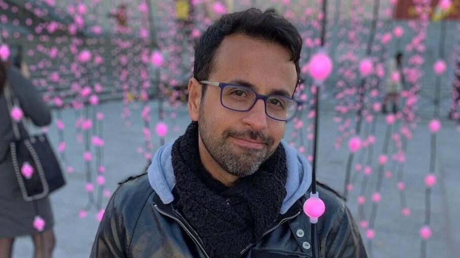 Guilherme Gonzalez lembra da participação no mesão ao lado do galã