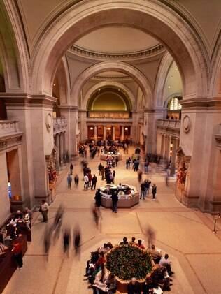 O maior museu de Nova York reserva boa parte da história do Egito