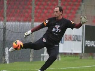 Ceni está de volta ao time titular do São Paulo