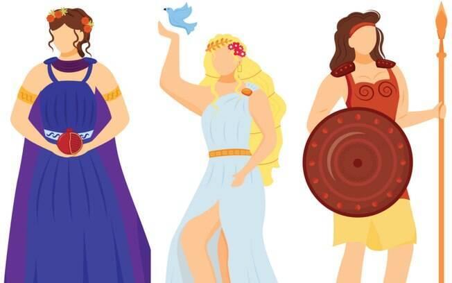 Os arquétipos das deusas gregas podem ser usados como ferramenta de autoconhecimento